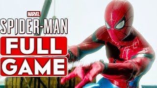 SPIDER MAN PS4 Gameplay Walkthrough Part 1 FULL GAME [1080p HD PS4 PRO] No Commentary SPIDERMAN PS4