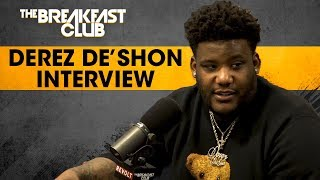 Derez De'Shon Recalls Being In The Room During Birdman's Interview, Talks New Music + More