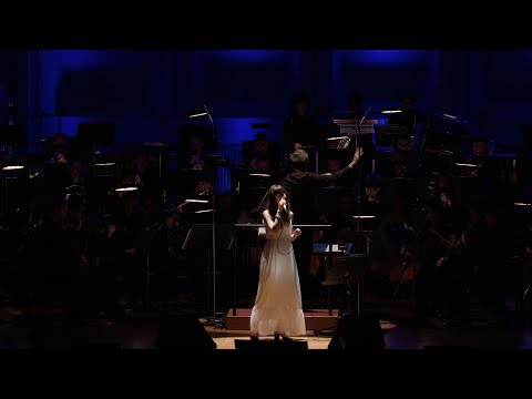 Aimer「蝶々結び」LIVE Orchestra ver.(Aimer special concert with スロヴァキア国立放送交響楽団