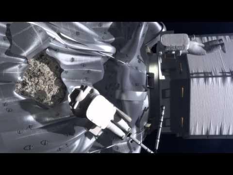 NASA leci na asterodię