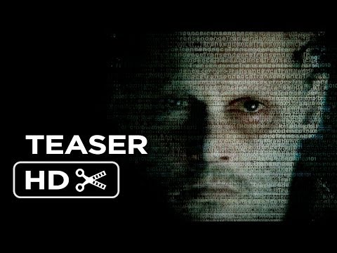 Transcendence Official Teaser #1 (2014) - Johnny Depp Sci-Fi Movie HD - Smashpipe Film