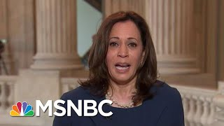 Sen. Kamala Harris: Barr Must Go Before The House Committee | Morning Joe | MSNBC