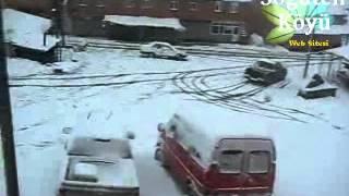 Kazıkbeli Yaylası Kar Yağışı-27 Eylül 2009