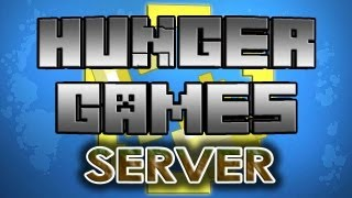"""Minecraft - """"Hunger Games Server"""": Play for yourself!"""