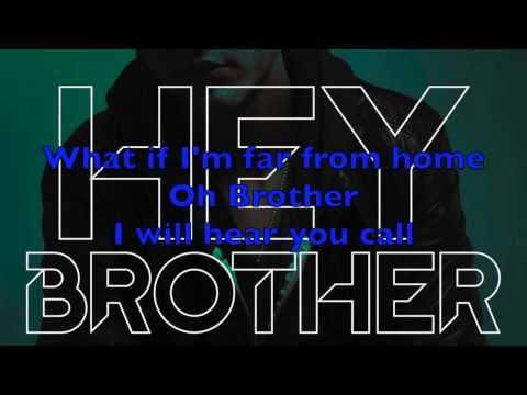 Baixar Avicii - Hey Brother (Exclusive mix) w/Lyrics