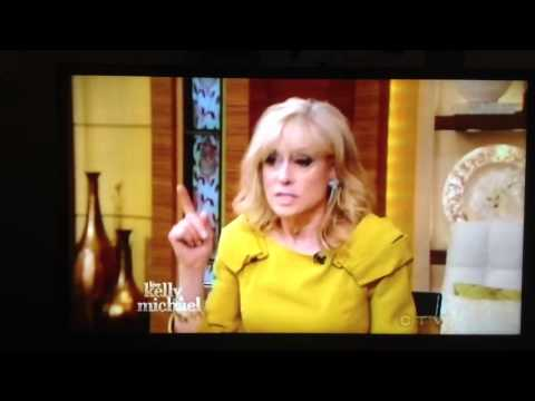Judith Light on Live with Kelly and Michael - YouTube