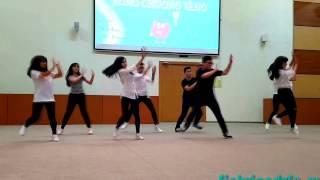 """Nhảy """"Nơi này có anh""""- Rung chuông vàng DVFU 2017"""