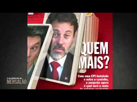 Politica e Atualidades - Magazine cover