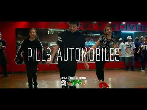 Chris Brown - Pills & Automobiles | Taiwan Williams |
