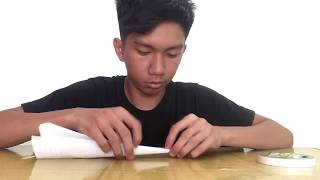 How To Make a Paper Plane (Rylad Style)