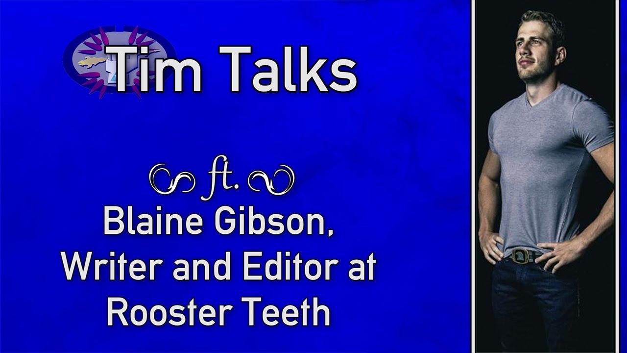 blaine rooster teeth - photo #39