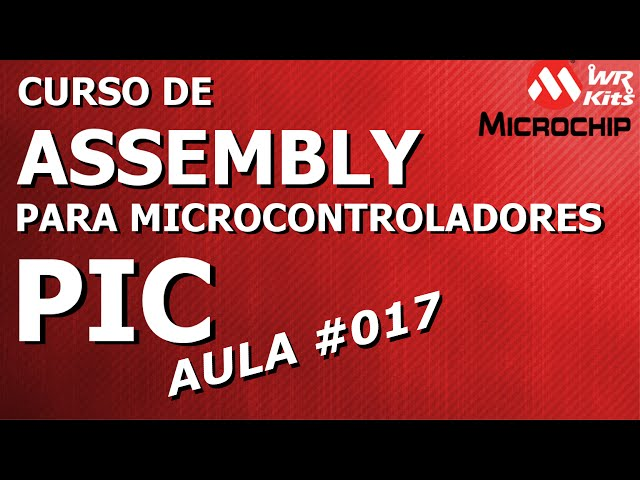 PINOS DO PIC16F628A | Assembly para PIC #017
