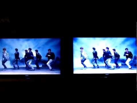 [FANCAM] EXO MAMA S.M.ART Exhibition MV Version