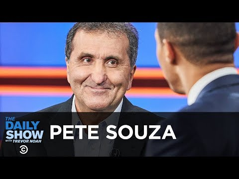 "Pete Souza - Being the Eyes of the White House in ""Obama: An Intimate Portrait"" 