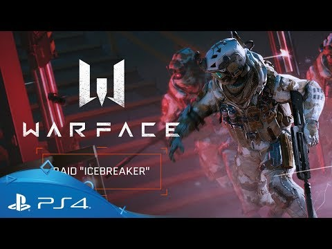 Warface | Raid Icebreaker | PS4