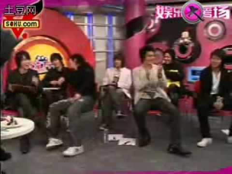 [SJ] Yesung trying Chinese Tongue Twister
