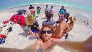 Kitesurfkings: Kitesurfing Zanzibar (A GoPimpMyPro Edit)