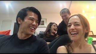 Genji, Sombra, Winston & Symmetra Doing Each Other's Voice Lines!