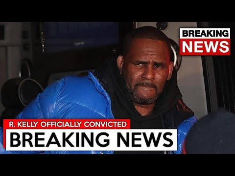 The Reason Why R. Kelly Will Serve Life...