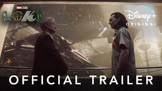 Marvel Studios' Loki   Official Trailer   Disney+