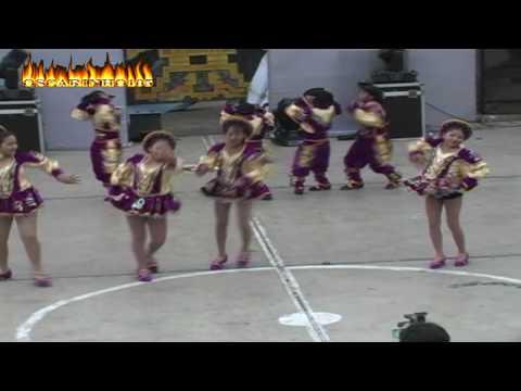 Sambos Caporales Pasos de Trueno - Concurso Nacional de Saya 2010 (semifinal) HD