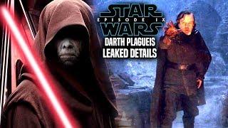 Star Wars Episode 9 Darth Plagueis! Leaked Details & More! (Star Wars News)