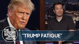 Even Trump Supporters Are Getting Tired of Him | The Tonight Show