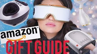 Amazon Gift Guide - Oprah's Favorite Thing and lots of massaging! Great Gift Ideas | Bailey Sarian
