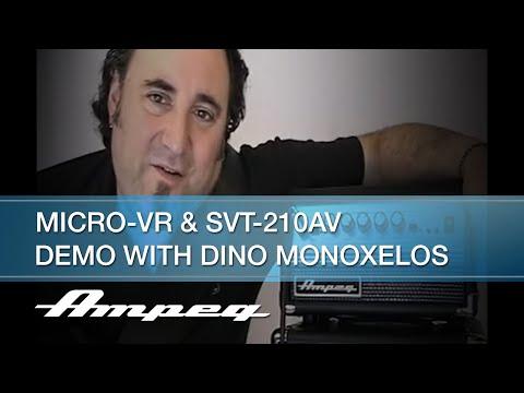Micro-VR & SVT-210AV Demo