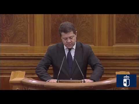 El presidente García-Page defiende los conceptos de soberanía, justicia y libertad que contempla la Constitución Española de 1978