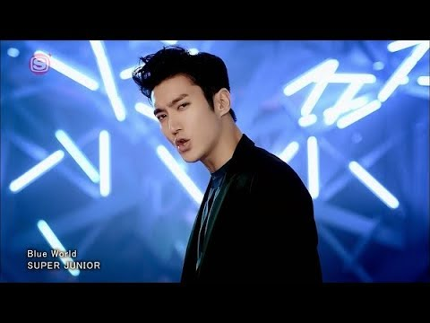 Super Junior - Blue World ( 슈퍼 주니어 ) Vídeo Oficial