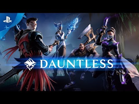 Dauntless | Console Launch Trailer | PS4