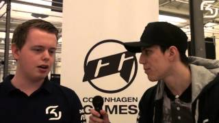 Copenhagen Games Interview with SK Prime Perry