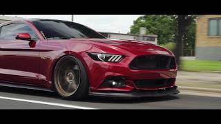 Ford Mustang S550 | Velgen Wheels VMB8 Bronze | 20