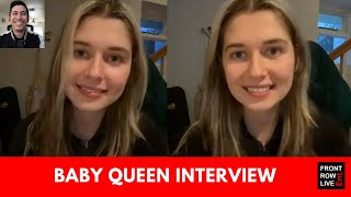 Baby Queen Interview | Vulnerable lyrics, Creative Process & Support From Olivia Rodrigo