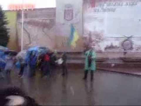 Ситуація на Центральній площі станом на 12:00
