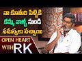Jagapathi Babu reveals Facts of his Daughter Marriage- Open Heart with RK