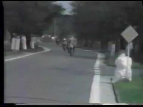 Kolín 1990 - trénink 250 a 500 ccm
