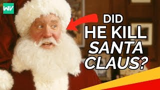 The Santa Clause Theory: Scott Calvin Didn't Kill Santa!