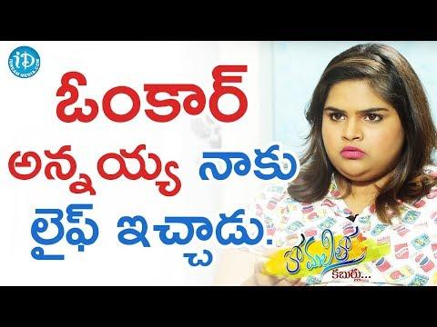 'Saraindou a game changer film for me' : Comedian Vidyullekha Raman