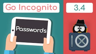 Most Secure Password Management Explained | Go Incognito 3.4