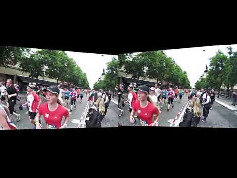 BeMe Cam: Stockholm marathon 2013 (Oculus Rift fullscreen version)