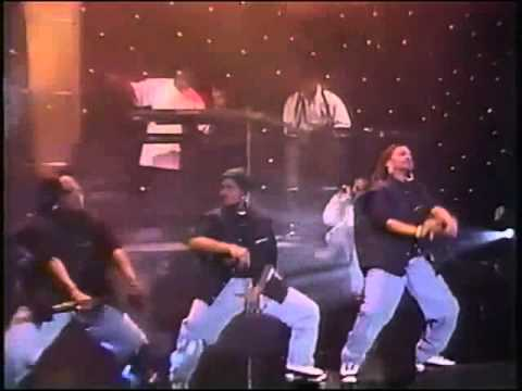 Xscape - Just Kickin It Live