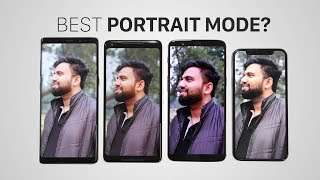 The Battle of Best Portrait Mode Phones!