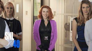 Black Widow Trailer - SNL