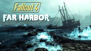 Fallout 4: Far Harbor DLC All Cutscenes (Game Movie) 1080p HD