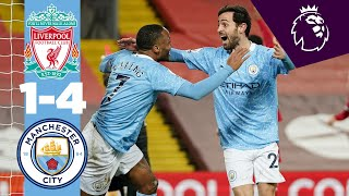 HIGHLIGHTS | LIVERPOOL 1-4 CITY