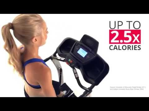 video Bowflex TreadClimber Series
