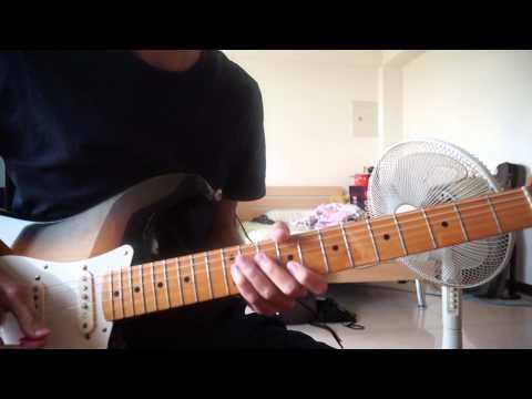 MP魔幻力量+嚴爵+阿信 - 天機 [Guitar cover]