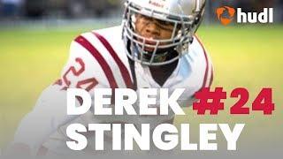 Derek Stingley Jr. | Dunham High School Football | Ultimate Highlights